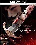 V フォー・ヴェンデッタ<4K ULTRA HD & ブル...[Ultra HD Blu-ray]