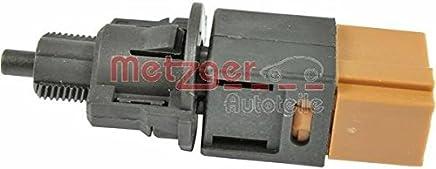 Metzger 0911140 Botones interruptor, sistema de regulación de velocidad