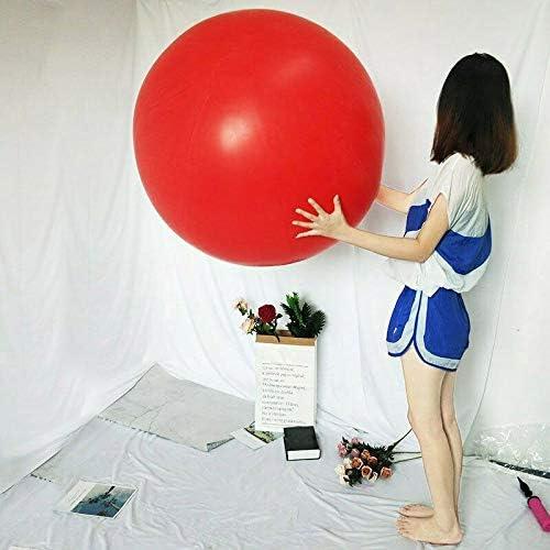 72 Inch Latex Giant Human Egg Balloon Round Climb-in Balloon for Funny HFUK