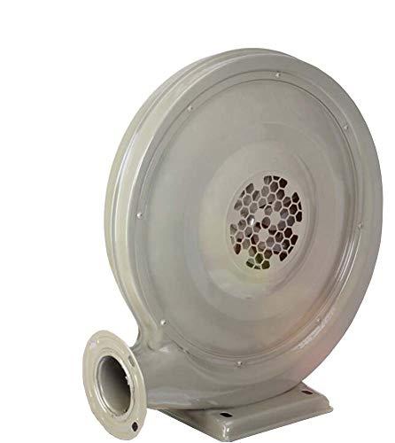 Yx-outdoor Iron 750 W ventilator, krachtige centrale drukventilator voor opblaasbare sloten, kantinefabriek, 220 V, UKironleaf
