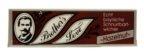 Brother\'s Love Bartwichse Hazelnut 10g