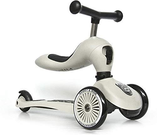 Scoot & Ride 3415 Highwaykick 1 Ash
