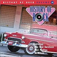 Vol. 10-History of Rock N Roll
