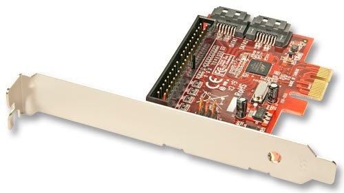 LINDY 51126 SATA-Controller mit SATA-3- / PATA-3-Ports