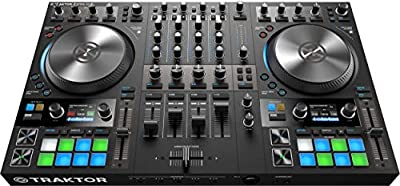 Native Instruments Traktor Kontrol S4 MK3 EX Demo