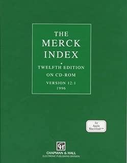 The Merck Index: For Apple Macintosh : Version 12:1 1996 : User Guide