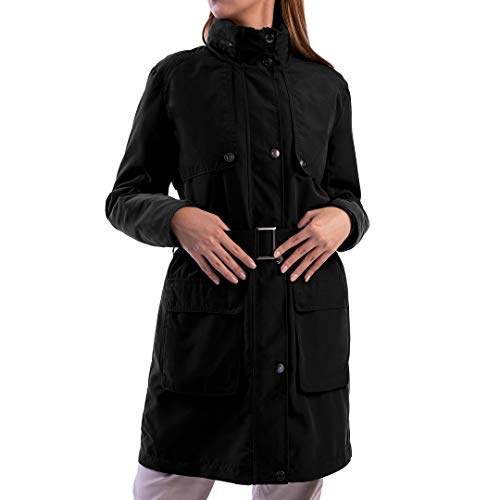SCOTTeVEST Women's Rhonda Winter Trench Coat | 20 Pockets | Anti-Pickpocket