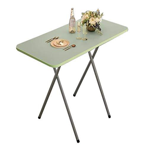 SH-tables Mesa Plegable, Mesa De Comedor Portátil, Mesa De Centro, Escritorio, Mesa De Estudio, para Hogar, Dormitorio, Al Aire Libre, 6 Colores (Color : C)