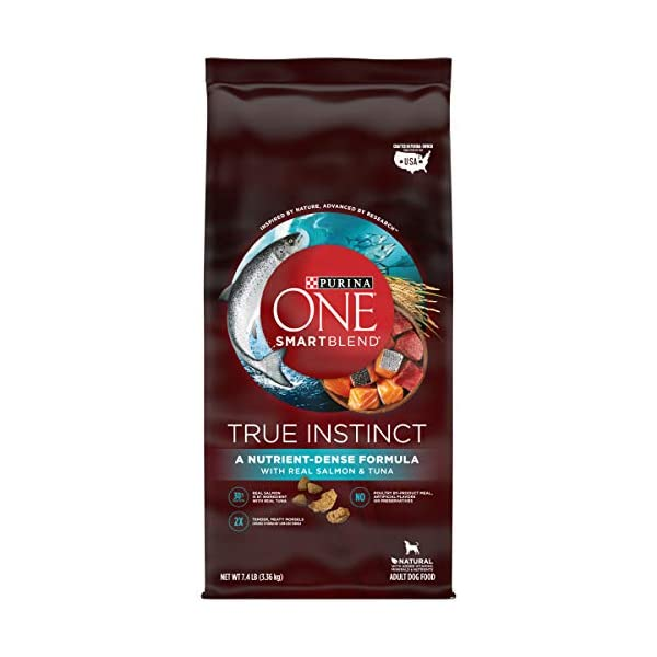 Purina ONE SmartBlend True Instinct Natural Adult Dry Dog Food
