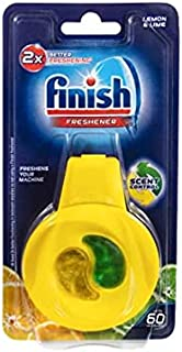 Finish Dishwasher Freshener, Lemon & Lime, 4 ml