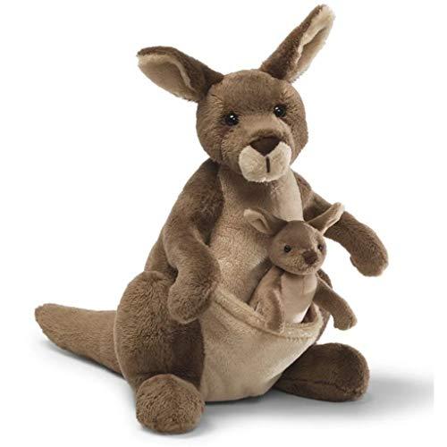 GUND Jirra Kangaroo Stuffed Animal Plush, 10'
