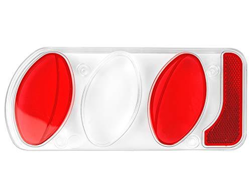 EUFAB 11487 Ersatzglas, links