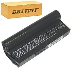 Battpit™ Laptop/Notebook Battery for Asus Eee PC 901 12G XP Pearl White Eee PC 901 12G XP Fine Ebony Eee PC 1000HE Eee PC 901 Eee PC 901 12G Eee PC 1200 (6600mAh / 49Wh)