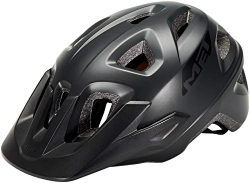 MET Echo MIPS 2021 - Casco para bicicleta (talla L/XL), color negro...