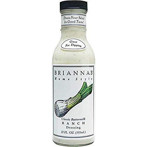 Briannas Home Styles - Classic Buttermilk Ranch - 355ml