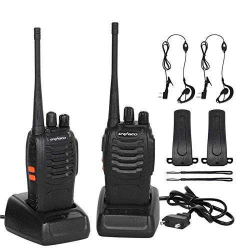 CACAGOO Walkie Talkie Recargable 16...