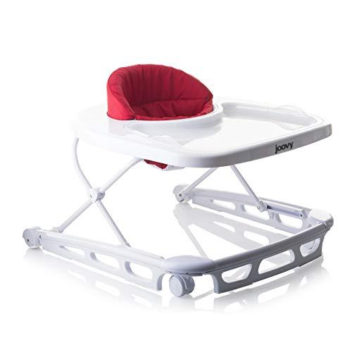 Joovy Spoon Walker, Adjustable Baby Walker, Activity Center,...