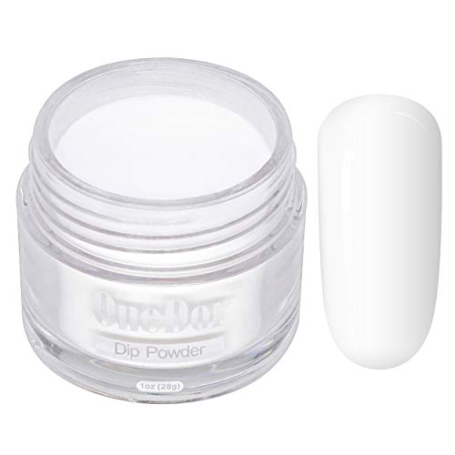 OneDor Nail Dip Dipping Powder – CLEAR Powders Pro Collection System, 1 Oz. (Clear)