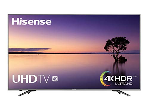 Hisense H75N5800 - Smart TV 75'' LCD LED UHD 4K HDR 2400Hz SMART TV WIFI LAN HDMI USB GRABADOR Y REPRODUCTOR MULTIMEDIA