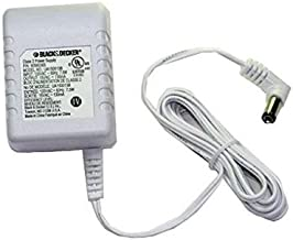 Black & Decker 90560387-01 12V CHV1210 Dustbuster hand vacuum battery charger **For vacuums purchased December 1, 2013 and earlier**