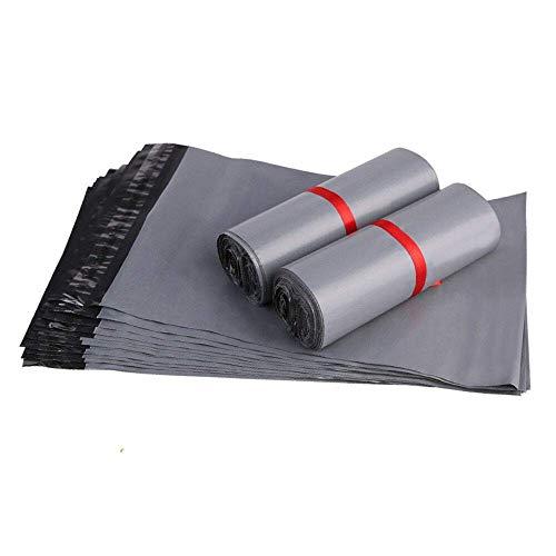 Poteau en plastique ultra léger et lisse 10x14 Inch gris