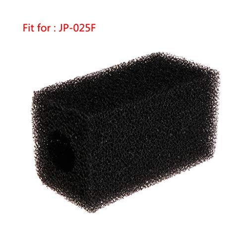 Xiuinserty Filterschwamm für Aquarien, Ersatz für Sunsun, Filter Biochemie JP-012F JP-013F JP-014F JP-022F JP-023F JP-024F JP-025F Large