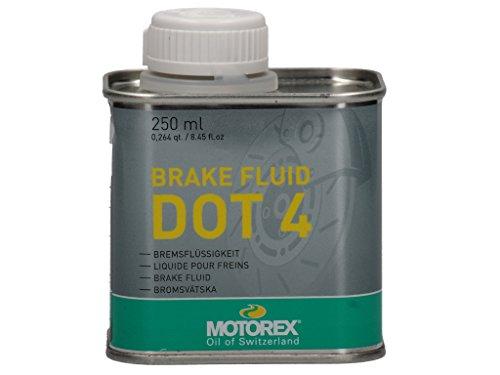 Motorex Brake Fluid DOT 4 Liquide de frein 250 ml