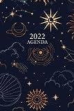 Agenda Zodiaco 2022 Settimanale Per migliorare la capacità di gestione del tempo.: Notebook Size 6x9 Inches 115 Pages