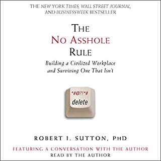 The Asshole Survival Guide (Audiobook) by Robert I  Sutton | Audible com