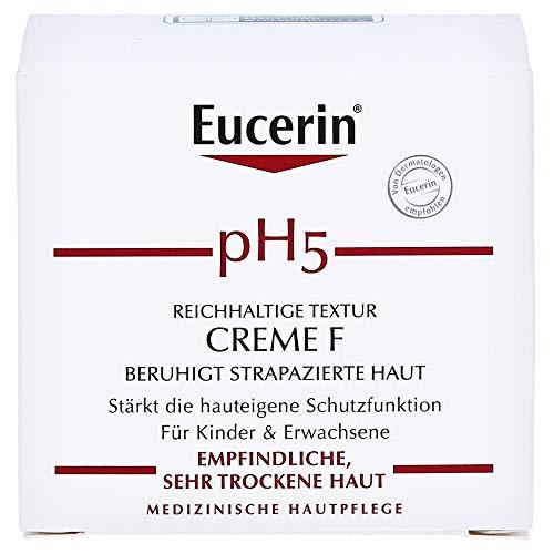 Eucerin pH5 Creme F, 75 ml Creme