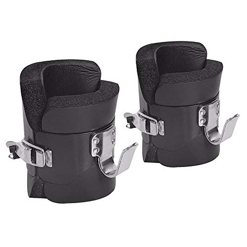 FITNESS MANIAC Gravity Boots Deluxe Heavy Duty Inversion Boots