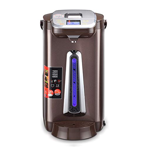 RH-H Dispensador De Agua Caliente De 6.2L De Capacidad, Botella De Agua Caliente Eléctrica Agua Purificada/Función De Aislamiento De 48 Horas/Acero Inoxidable 304