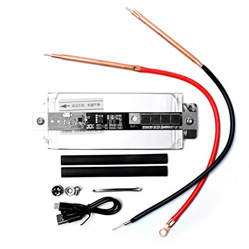LICHIFIT Portable Battery Nickel Sheet Spot Welder Set PCB Circuit Board 3.7-4.2V 4.5ah Battery Spot Welding Machine Pen