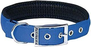 "Prestige Pet Products Soft Padded Collar, 1"" X 22"" (56Cm), Blue"