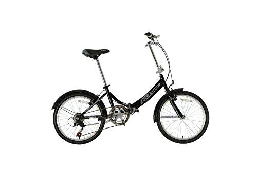 FALCON Fold Away - Bicicleta Plegable,...