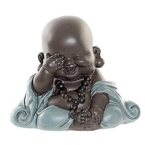 potente para casa Decoración de resina para hogares y más monjes bebés, decoración para estatuas de Buda.  Monje …