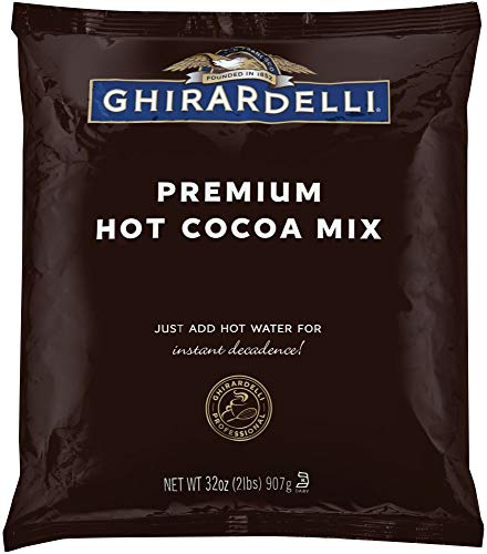 Ghirardelli Chocolate Premium Indulgence Hot Cocoa Mix