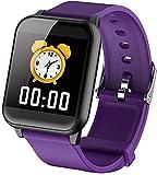 Smart Watch Skty Skty Smart Armband Uhr Blutdruck Pulsmesser Bluetooth Sport Armband Senioren...