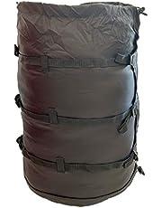 【YOGOTO】コンプレッションスタッフバッグ 寝袋圧縮袋 大容量 軽量 圧縮バッグ 着替え圧縮袋