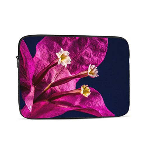 13 MacBook Air Case Bougainvillea Flower Bud MacBook Air Computer Case Multi-Color & Size Choices10/12/13/15/17 Inch Computer Tablet Briefcase Carrying Bag