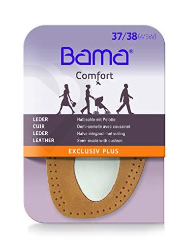 Bama Comfort Exclusiv Plus - Halbsohle mit Pelotte (37/38)