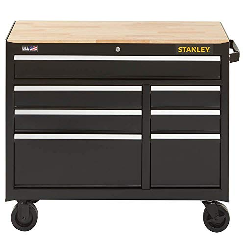 STANLEY 41 in. W 300 Series 7-Drawer M