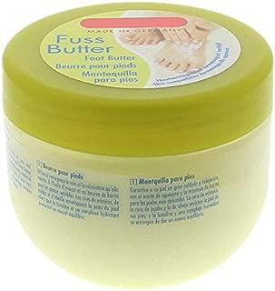 Fußbutter Pflege für die Füße mit Avocadoöl und Shea Butter 250ml