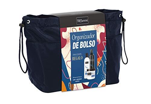 TRESemmé Organizador De Bolso - Set Hidración Profunda Champú 500 ml + Acondicionador 235 ml + Mascarilla 500 ml