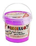 Pincello Pasta de modelar Junior, 500 g, color lila
