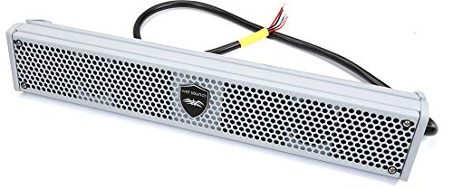 Wet Sounds Stealth-6 CORE-W Passive 6-Speaker Soundbar - White