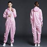 Indumenti di Protezione Universale Privo di Polvere Suit - Comodo Abbigliamento Protettivo Antistatico Una Tuta,A,S