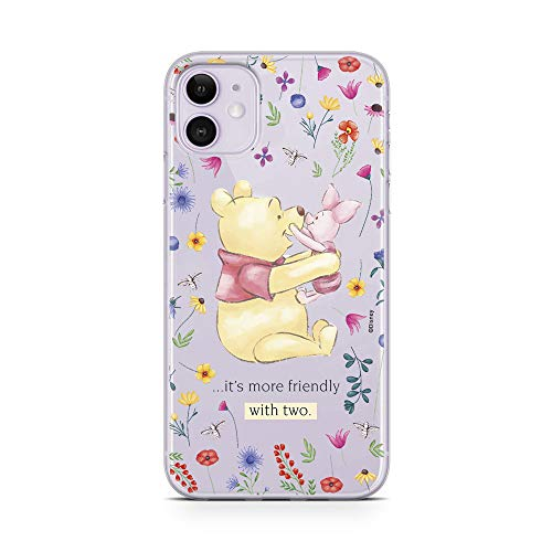 Original Disney Handyhülle Winnie The Pooh and Friends 030 iPhone 11 Phone Hülle Cover
