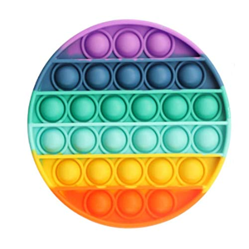 YEAHPY Push pop Bubble Fidget Toy Stress Relief and AntiAnxiety Tools Sensory Irritability Toy for Autism to Relieve Stress for Kids and Adults