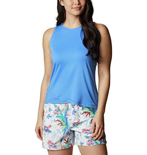 Columbia Windgates II Camiseta sin Mangas, Mujer, Harbor Blue, M